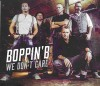 CD: Boppin' B – We Don't Care