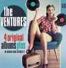CD-Box: The Ventures – 4 Original Albums plus