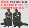 CD: The Everly Brothers – Walk Right Back:  The Complete 1956-1962 U. S. Singles