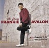 CD: Frankie Avalon –   The Young Frankie Avalon plus Swingin' on a Rainbow
