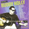 CD: Various Artists –   Listen to Me: Buddy Holly