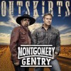 CD: Montgomery Gentry - Outskirts