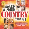 CD/DVD: Various Artists � Award Winning Country, Volume 11