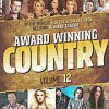 CD/DVD: Various Artists – Award Winning Country, Volume 12