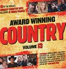 CD/DVD: Various Artists – Award Winning Country, Volume 13