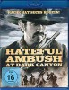 BluRay: Rache hat sechs Kugeln - Hateful Ambush at Dark Canyon