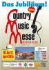 20. Internationale Country Music Messe Bergheim - Das Bühnenprogramm steht!