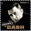 Johnny Cash Briefmarke wird in Nashville vorgestellt