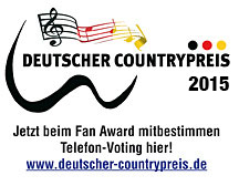 Deutscher Countrypreis 2015
