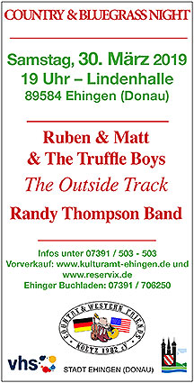 Country Night Ehingen 2019