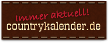 Immer aktuell! - www.countrykalender.de
